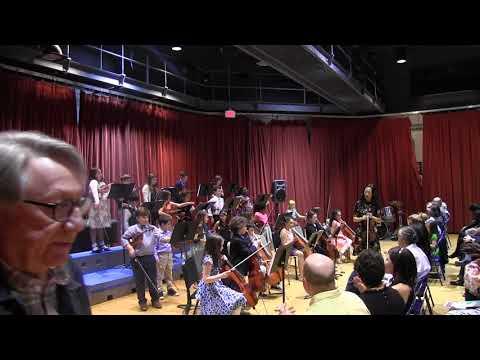 Lower School Orchestra Showcase at University Liggett School