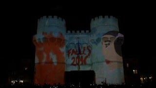 La Crida 2016  Fallas de Valencia 4K