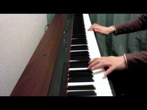 BOOM BOOM SATELLITES [BACK IN BLACK] Piano Cover