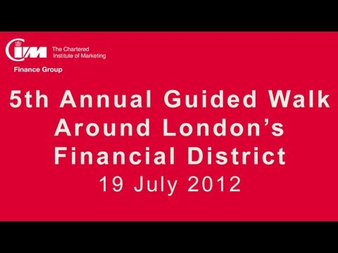 CIM Finance Group - Guided Tour