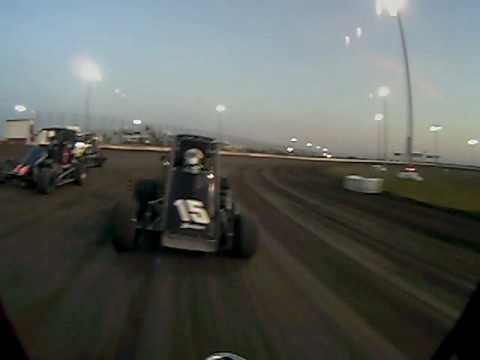 SportActionCam WIDE. New On Board Camera System On Mini Sprint At Houston Raceway Park