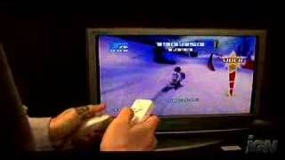 SSX Blur Wii gameplay