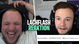 REAKTION auf TWITCH AM LIMIT - KEIN KONZEPT - LACHFLASH | ELoTRiX Livestream Highlights