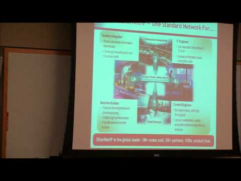 HESCO & Rockwell Automation / Allen Bradley Present Migration: Networks to Ethernet