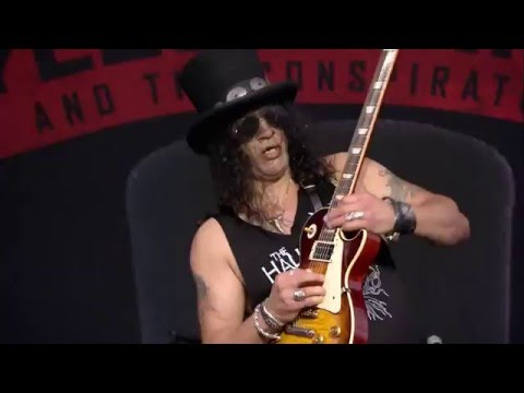 Slash ft Myles Kennedy and The Conspirators  – Download Festival 2015 (Pro-shot)