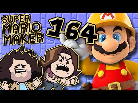 Super Mario Maker: Celebs - PART 164 - Game Grumps