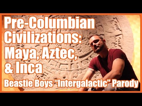Maya, Aztec, & Inca (Beastie Boys