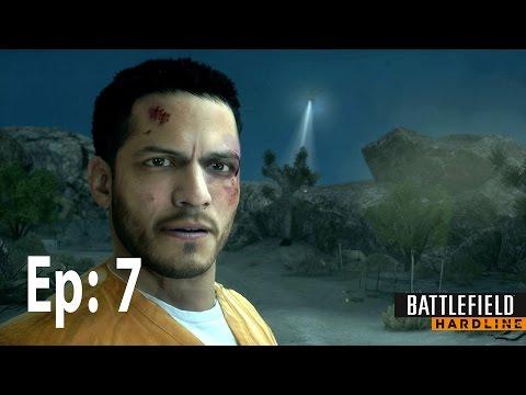 Battlefield Hardline Walkthrough Gameplay [ Ep. 7 Gauntlet ] (PS4)