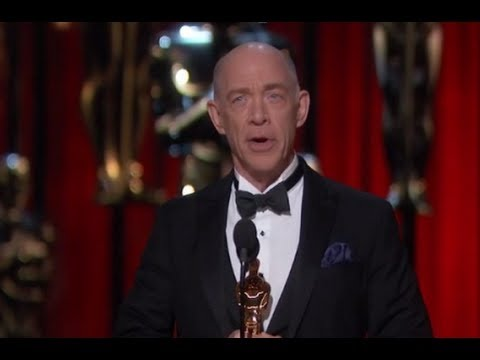 The Oscars 2015 Full Show   J K  Simmons Wins Actor In A Supporting Role   87th Academy Awards