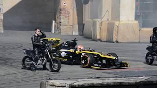 [Disneyland Paris] Moteurs... Action ! Stunt Show Spectacular - Formule 1