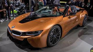 HOT NEWS 2019 BMW I8 Roadster Price