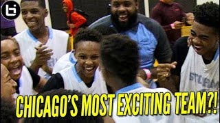 Chicago 8th Grade Title Game Gets HEATED! Full Highlights! Ariel vs Biedler!