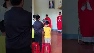 Lê cha thánh vũ đăng khoa nhà ông sơn