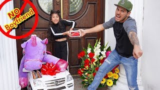Txunamy Has A Secret Admirer Prank On Dad!! **GONE WRONG** l Familia Diamond