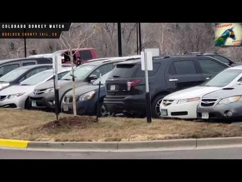 Radio chatter from boulder county jail audit, arrest.