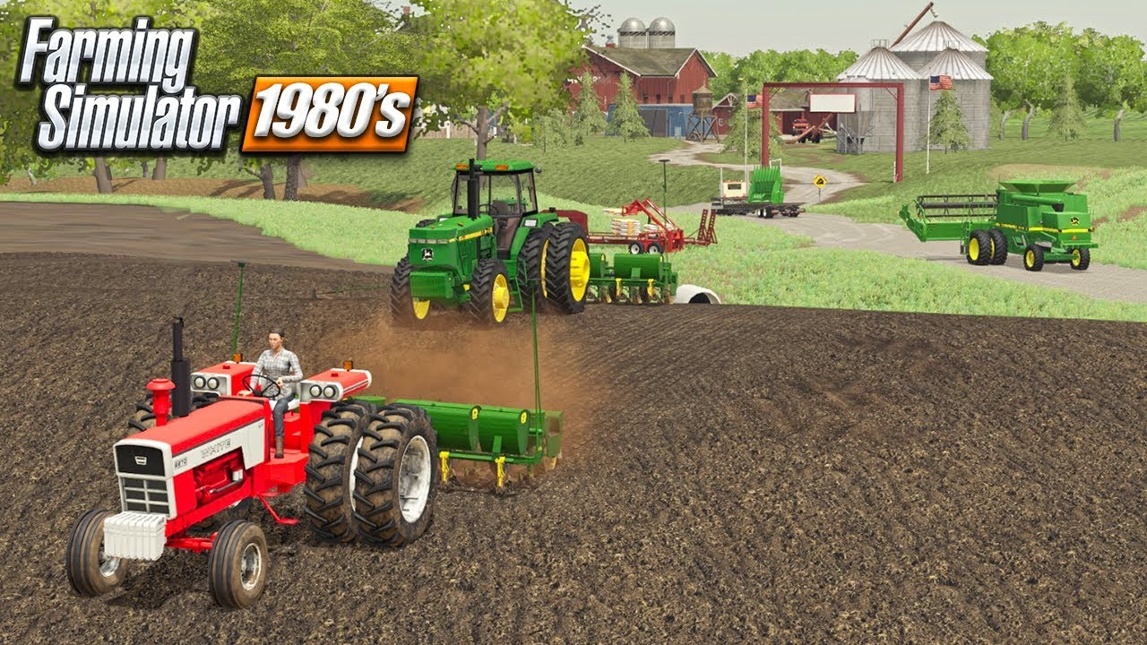 THE RUSH BEFORE THE RAIN | MAJOR PURCHASE! (1980's ROLEPLAY) FARMING SIMULATOR 19
