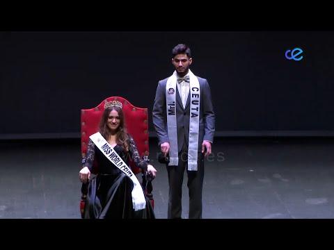 Estos son los ganadores certamen autonómico Miss Mundo y Mister Internacional Ceuta 2021