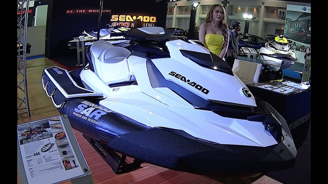 New 2016 2017 Watercraft Sea Doo Sar Search And Rescue