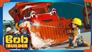 Bob the Builder US : Workshop Makeover \ Cleaning time 🌟New Episodes HD | Compilation | Kids Cartoon