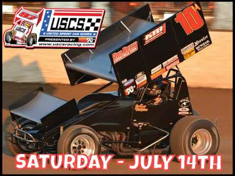 USCS Dixie Speedway 2018 promo