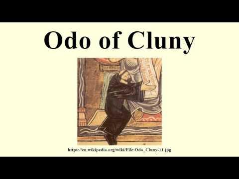 Odo of Cluny
