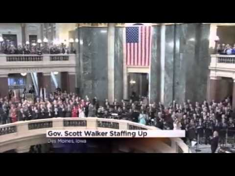 Gov. Scott Walker hires Senior Adviser in Iowa