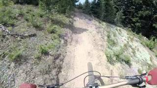 Last Chance (Mount Bachelor Mountain Bike Park 2014)
