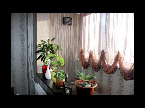 Пример совмещения балкона и спальни под ключ