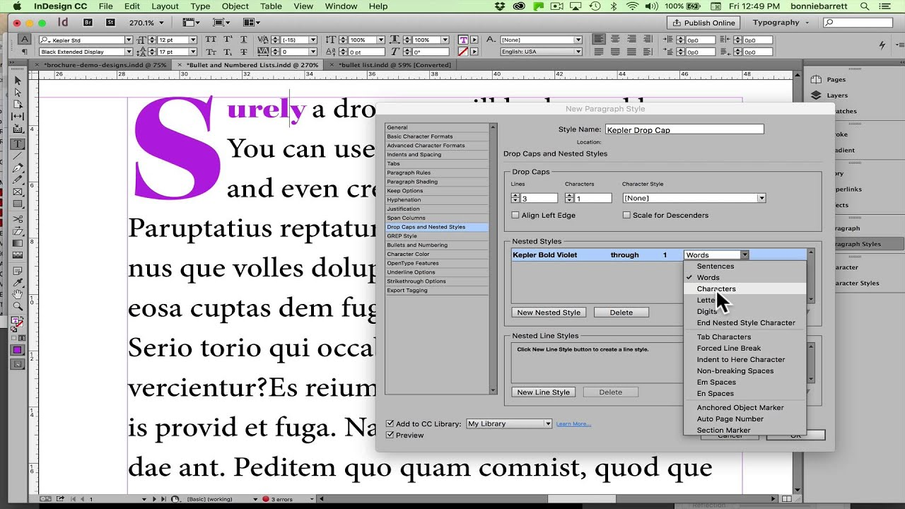 10 Amazing Table Styles for Adobe InDesign | StockInDesign