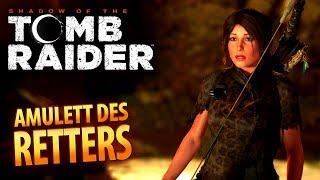 Shadow of the Tomb Raider #028 | Amulett des Retters | Gameplay German Deutsch thumbnail