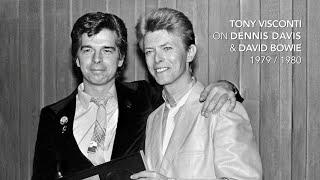 Tracing My Dad • Vol. 10 • Tony Visconti discusses Dennis Davis and David Bowie • Part 4 [ 79/80 ]