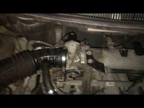 Троит двигатель Chevrolet Aveo 1.5 . Датчик абсолютного давления как проверить