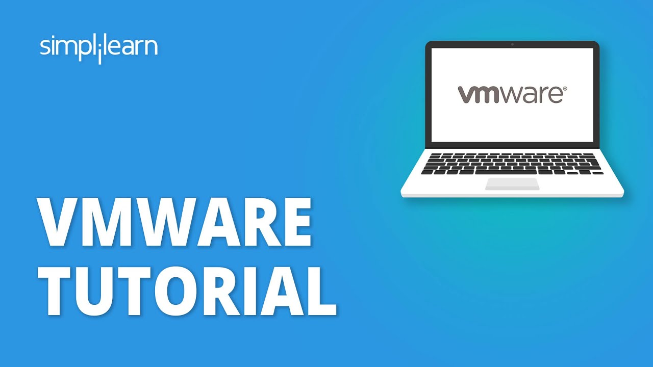 VMware Tutorial | VMware Workstation | VMware Tutorial For Beginners