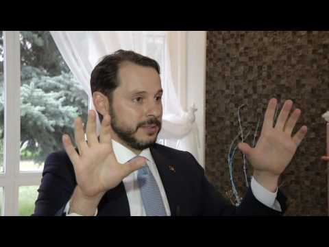 One On One Interview With Energy Minister Berat Albayrak About The Failed Coup Attempt I