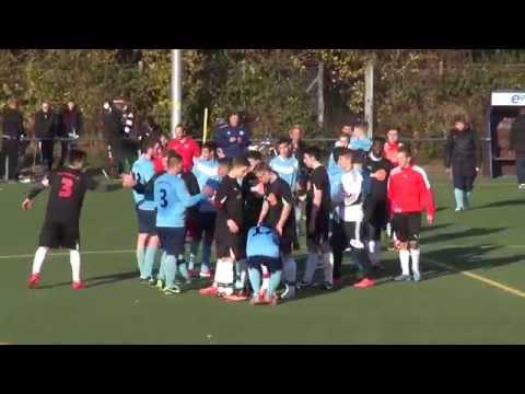 Barsbütteler SV - Düneberger SV (U19 A- Jugend, Landesliga, ALL 02) - Spielbericht | ELBKICK.TV