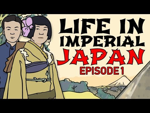 Life in Imperial Japan | Animated History