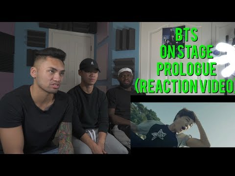 BTS - On Stage - Prologue - (REACTION VIDEO)