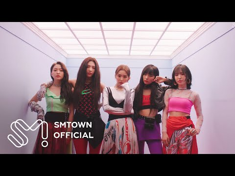 Download Red Velvet 레드벨벳 '짐살라빔 Zimzalabim' MV Mp4 baru