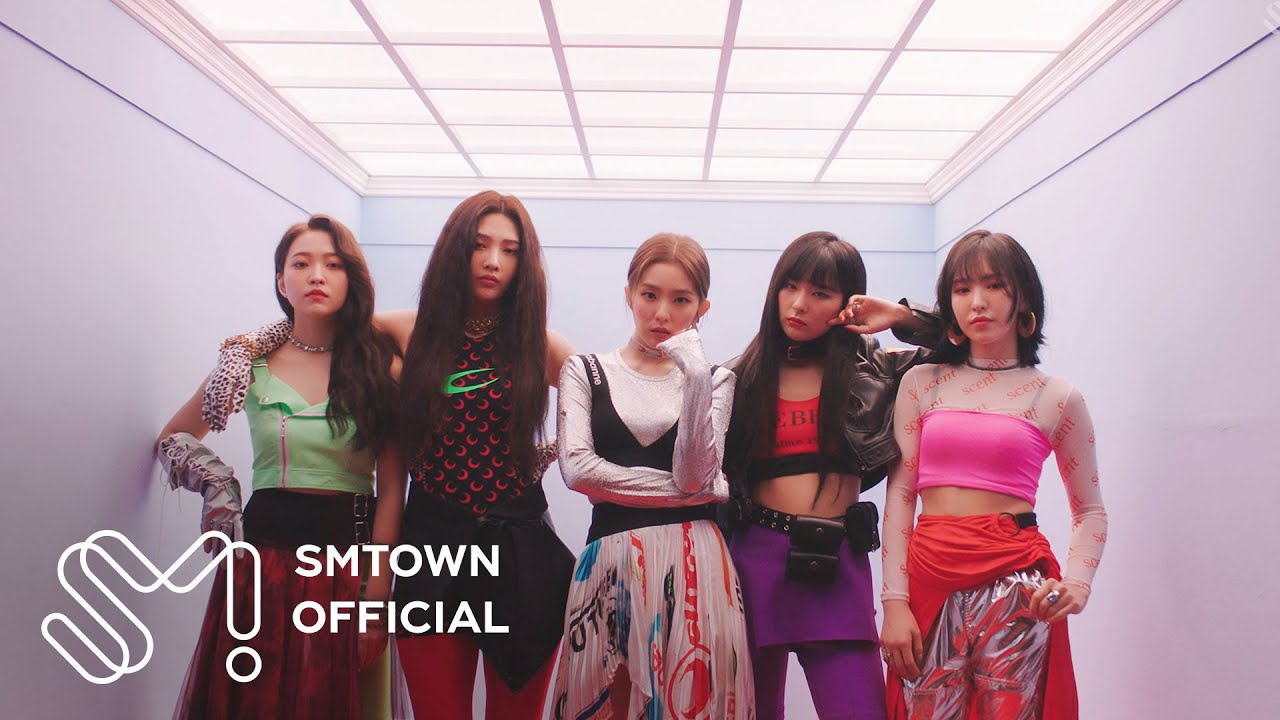 Red Velvet 레드벨벳 '짐살라빔 (Zimzalabim)' MV - YouTube