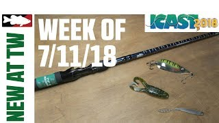 What's New At TW ICAST 18' Edition - with Jake Cotta 7/11/18