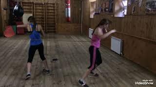 Тренировка в ск южный Моршанск
