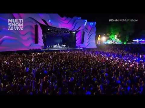 Kesha Live at Festival de Verão de Salvador 2015 (Part 1)