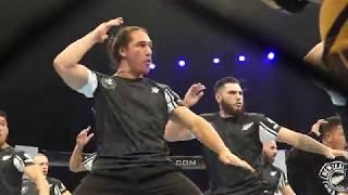 INCREDIBLE TEAM NEW ZEALAND HAKA | IMMAF WORLDS 2018