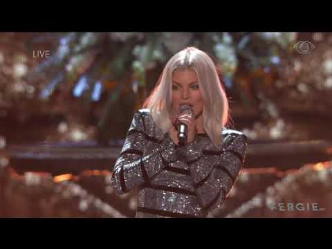 Fergie - A Little Work live at Miss Universe 2017 - Evening Gown Competition (1080p)