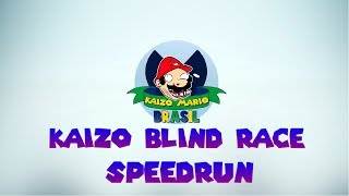 🔴 SPEEDRUN | Kaizo Blind Race 3 | PB: 15:25.87