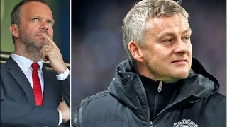 Man Utd duo Ed Woodward & Ole Gunnar Solskjaer END transfer plans for one player 🥰🥰 AMAZING NEWS