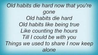Watch Tom T Hall Old Habits Die Hard video