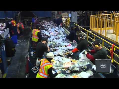 Niagara Region Recycling Centre