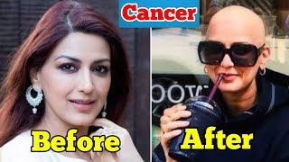 Sonali bendre after Cancer on Friendship day