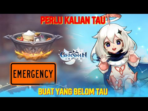 BUAT YG BELOM TAU x KALiAN HARUS TAU | Genshin Impact Indonesia